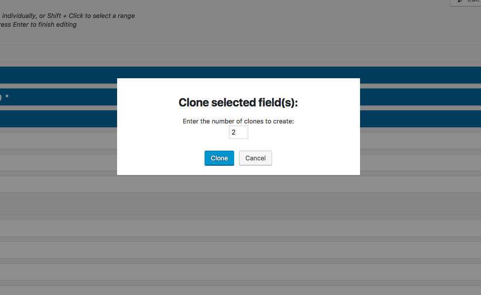 Clone Tool Bulk Actions Pro for Gravity Forms